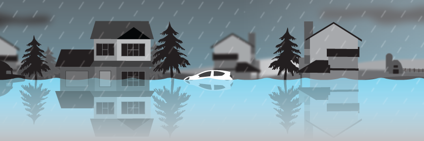 Keep fire safety in mind during flooding situations