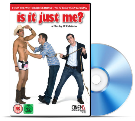 Is It Just Me? DVD