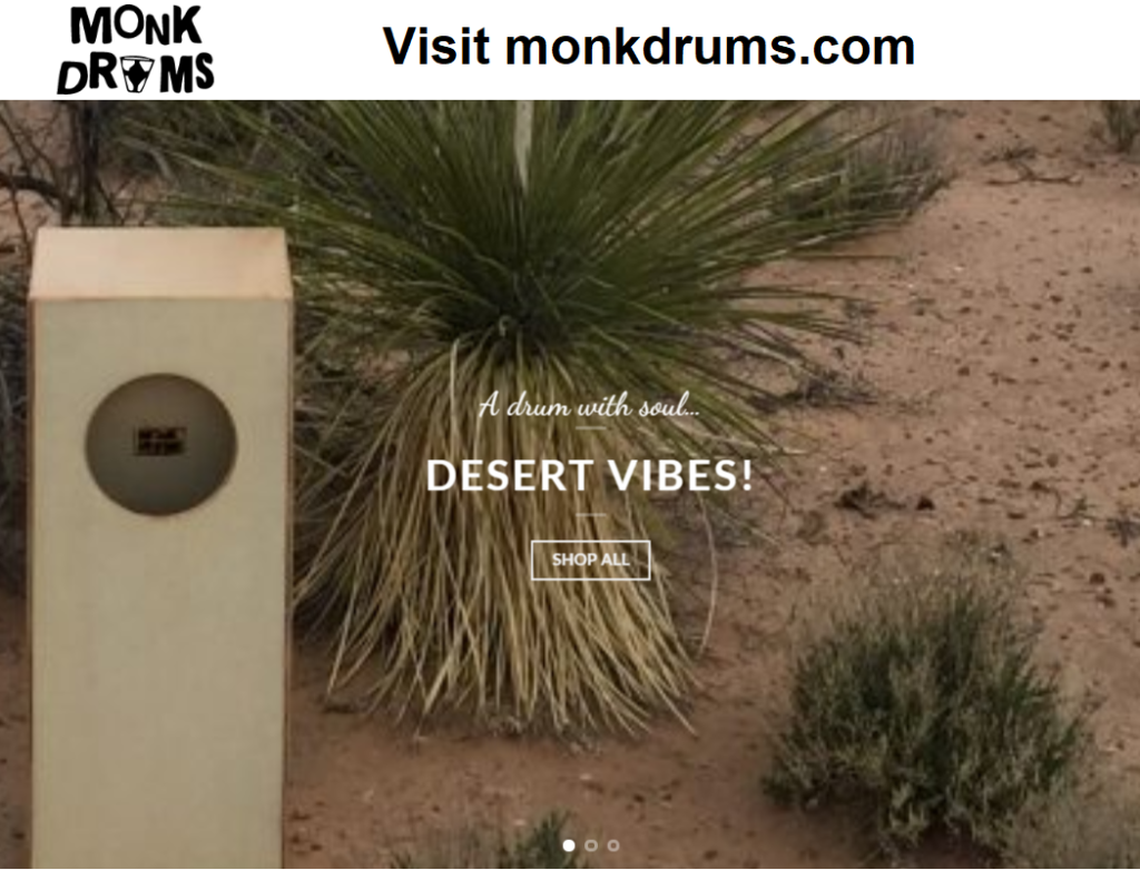 Monk Drums