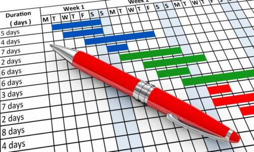 progress chart sheet