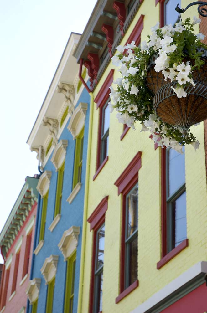 Very Colorful Buildings