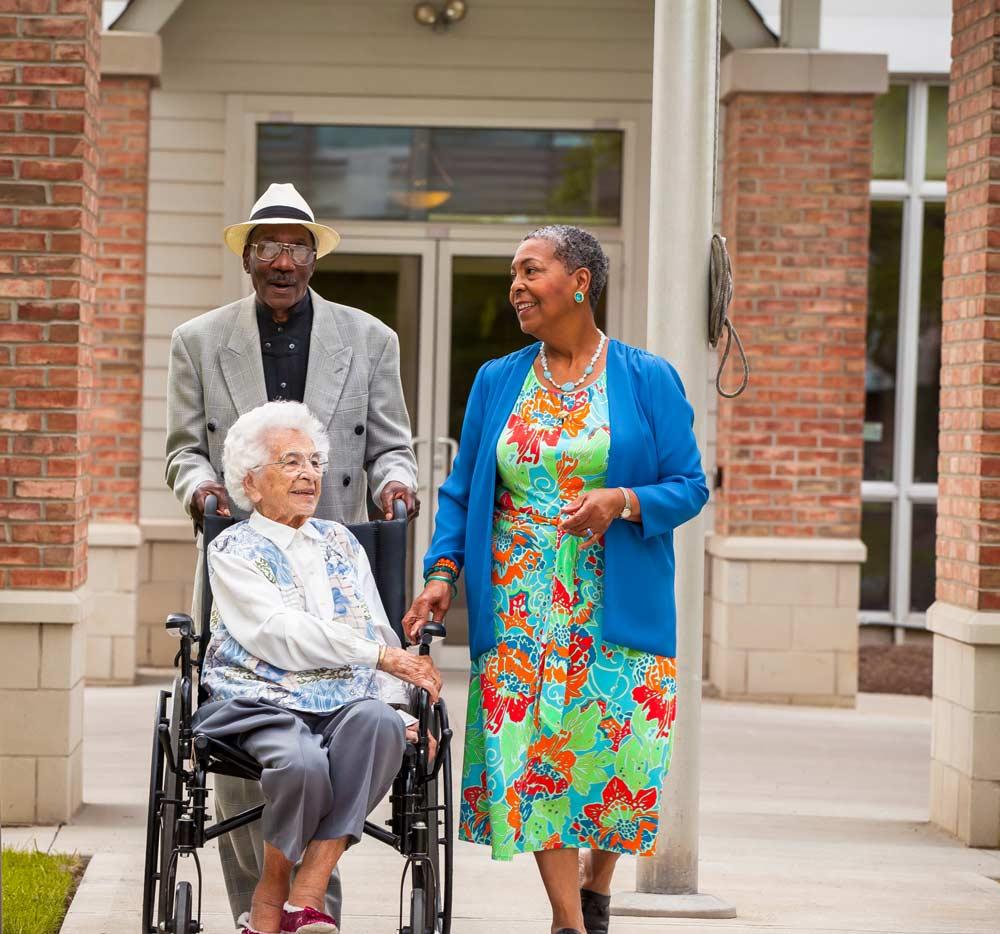 More Smiling Seniors
