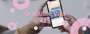 apply graduate visa 485