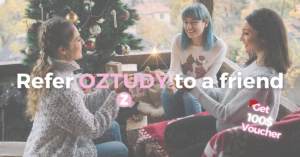 Do you know anyone looking to study in Australia?