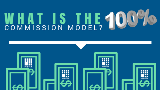What is 100% Commission Real Estate?