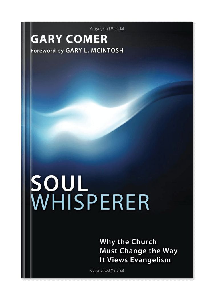 Soul Whisperer book by Gary Comer
