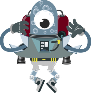 vector of a robot