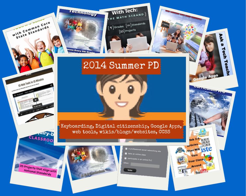 2014 Summer PD
