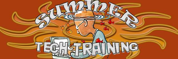 summer tech training