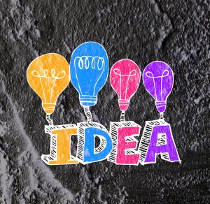 Seo Idea SEO Search Engine Optimization on Cement wall texture