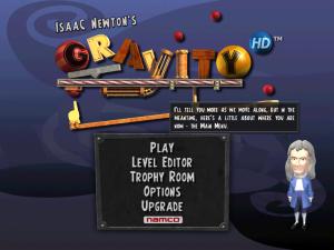 isaac newton gravity