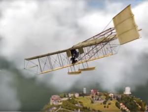 biplane tour