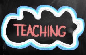 new tech teacher