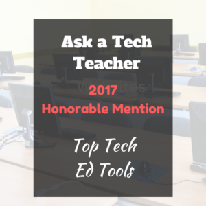 top tech ed tools