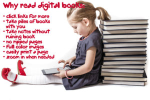 why digital books