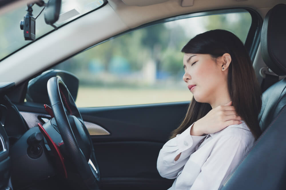 motor vehicle accident injuries
