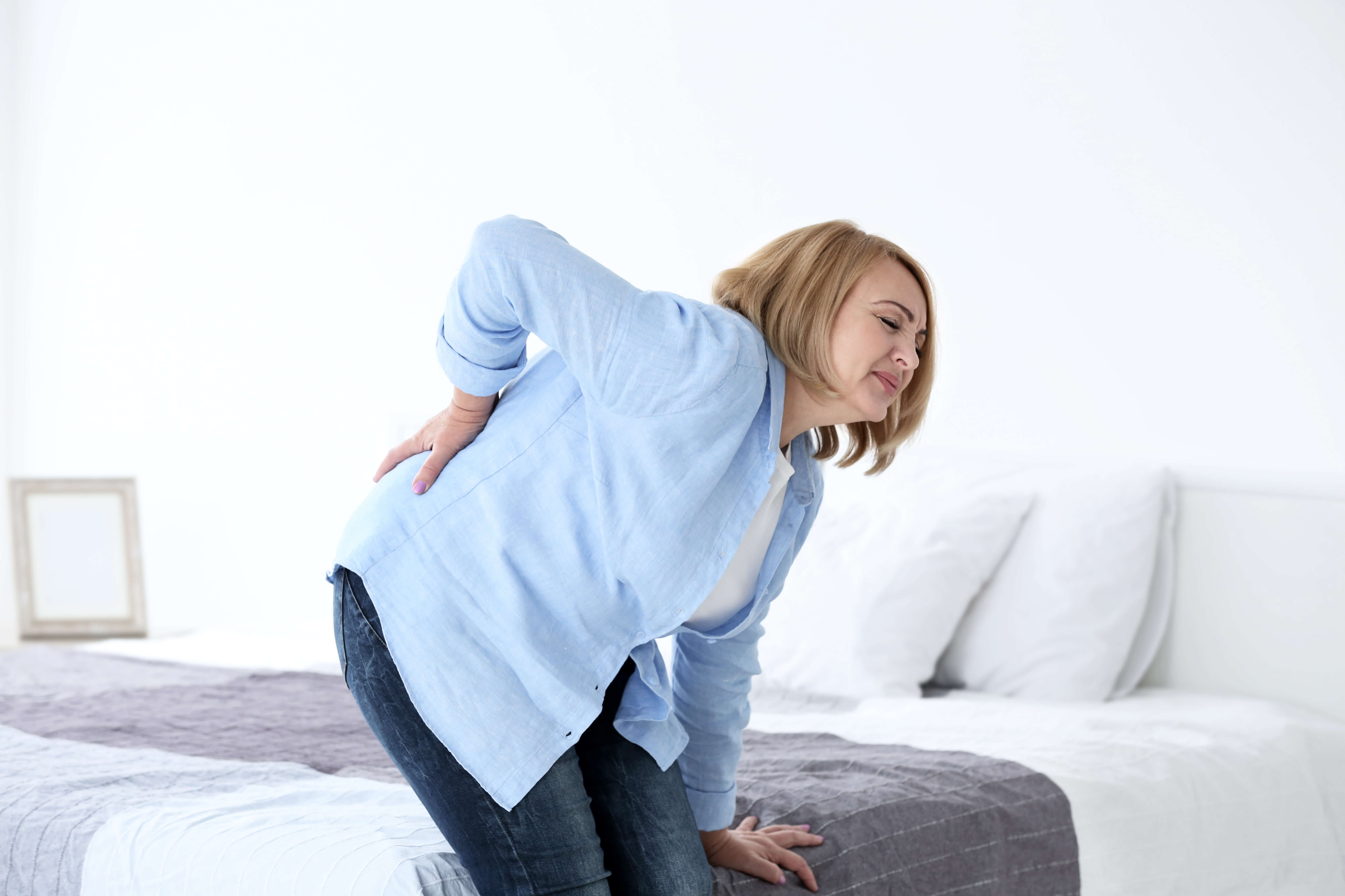 Two Ways to Avoid Back Pain and Sciatica