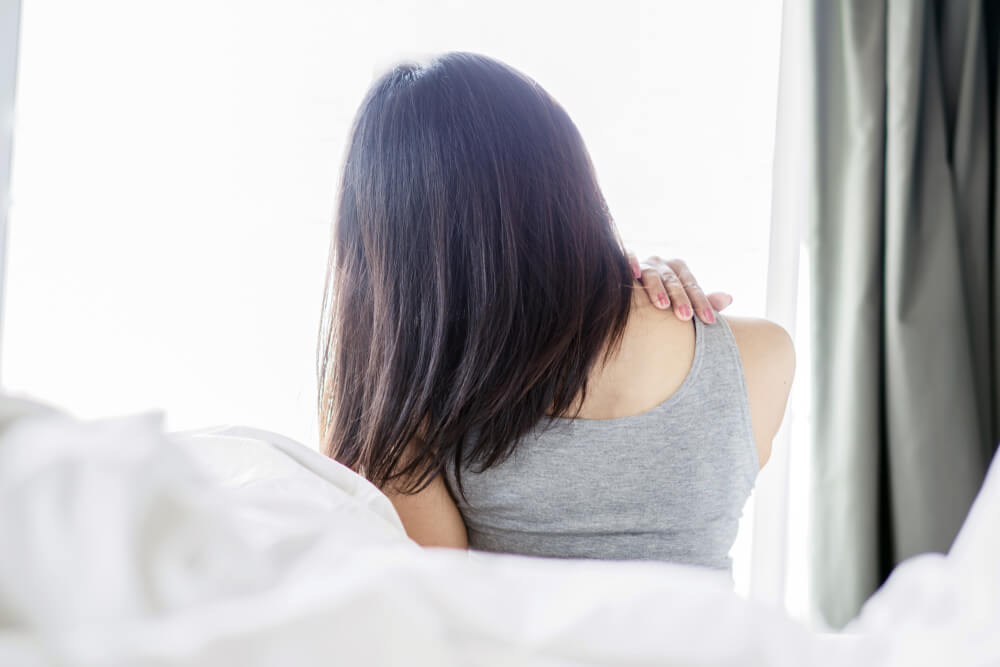 Shoulder Pain From Sleeping | Causes | SSOR