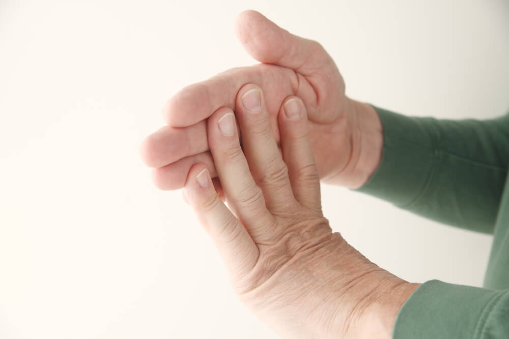 Early Signs of Arthritis in the Fingers