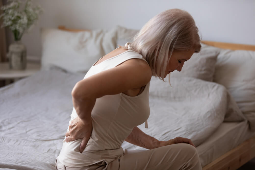 Sleeping Position for Back Pain