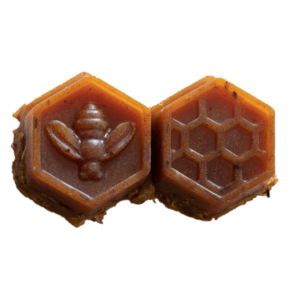 Jabón artesanal «Panchita» de Miel y árncia