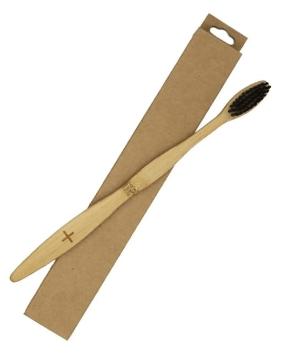 "Cepillo dental ""Bambú y carbón activado"""