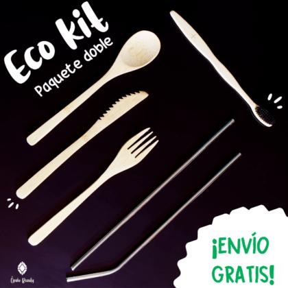 """Eco kit """"Para dos"""""""