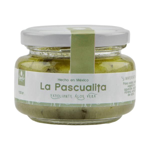 "Exfoliante ""La Pascualita"""