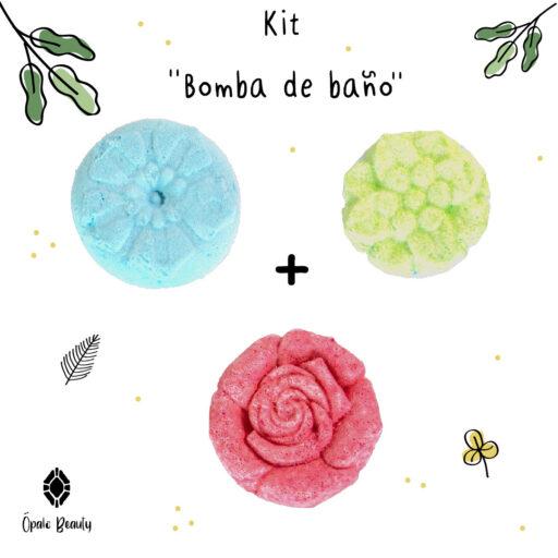 """Kit """"Bombas de baño"""""""