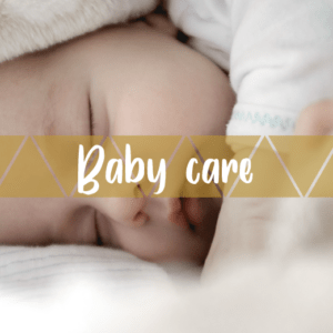 Cuidado de tu bebé