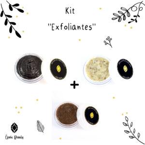 """Kit """"Exfoliantes"""""""