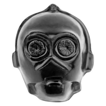 """Jabón """"Carbón activado"""" (C-3PO)"""