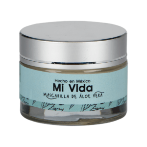 Mascarilla «Mi vida» (peel-off mask) «Aloe Vera»