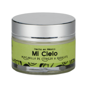 Mascarilla «Mi cielo» (peel-off mask) «Cítricos y aguacate»