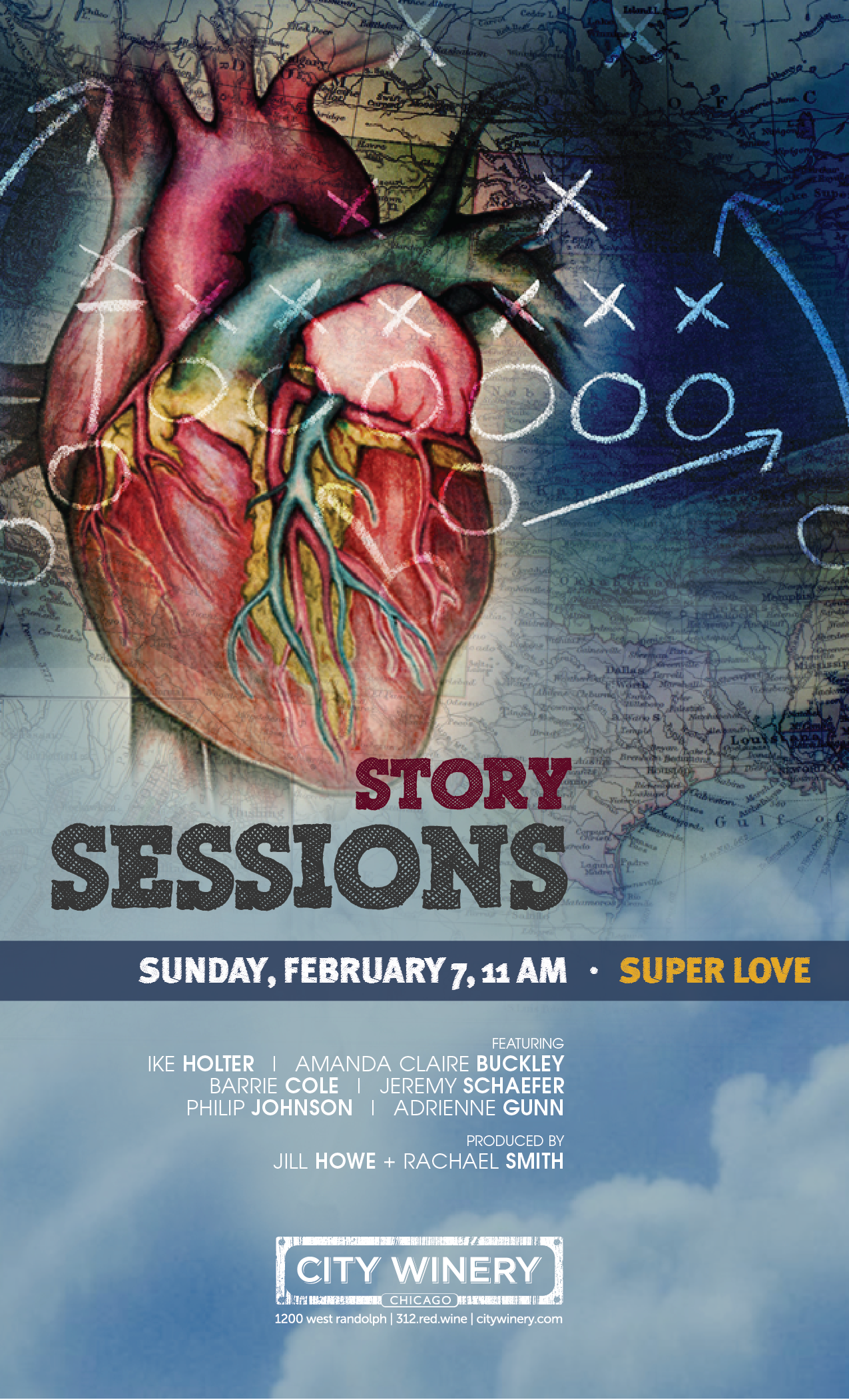Super Love is Coming February 7