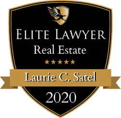 Elite Real Estate Lawyer - Laurie Satel 2020