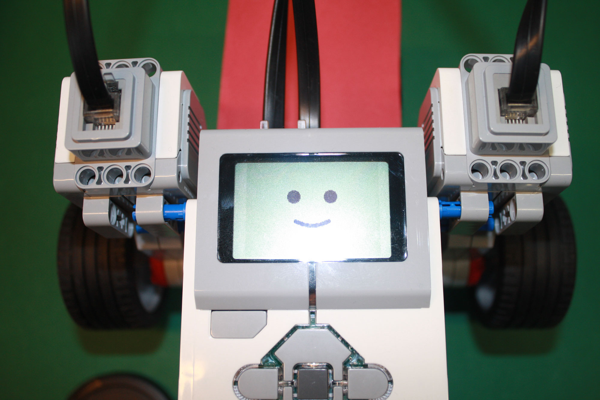 """Extras for """"LEGO MindStorms EV3 Robots for Absolute Beginners"""""""