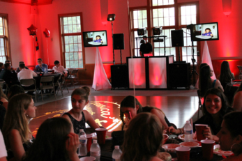 Sweet 16 Party Photo
