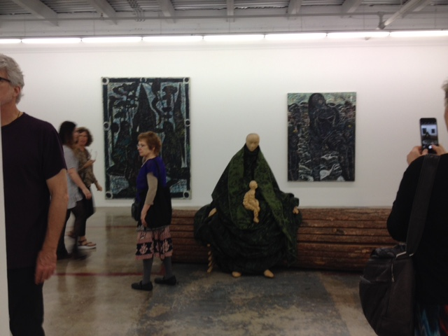 Gallery Shot at Rubell Collection