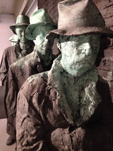 George Segal at the Margulies Collection