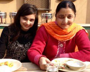 Lunch at Sanskriti Kendra