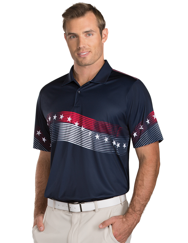 101312_974 Patriot Navy - Dark Red - White