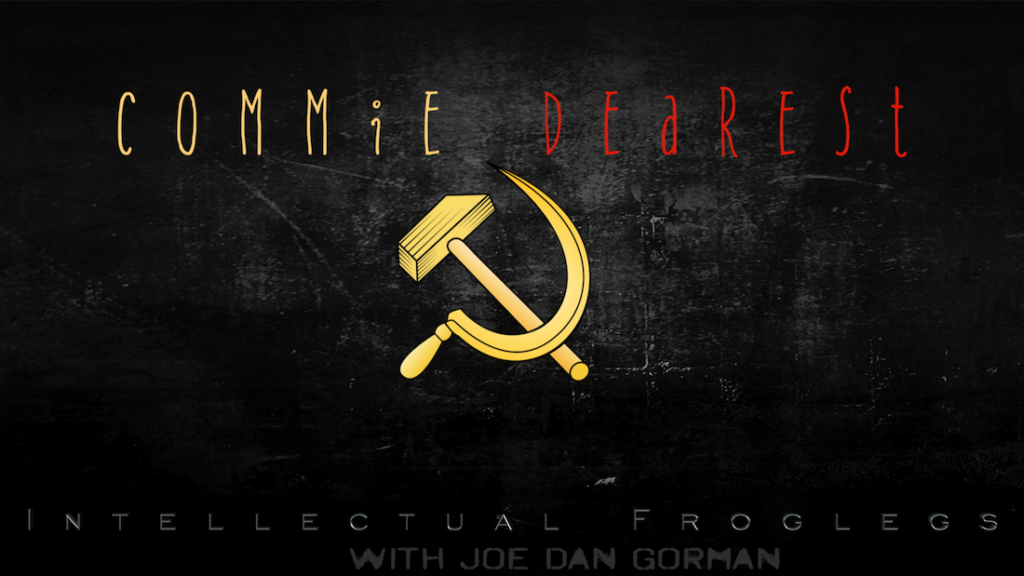 COMMIE COVER SM