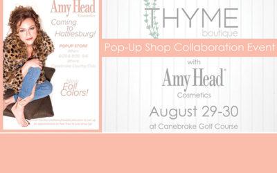 Amy Head's to Hattiesburg