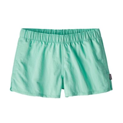 Patagonia Women's Barely Baggies Shorts, Bend Blue