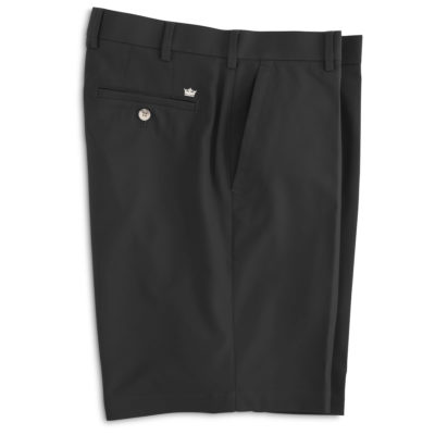 Peter Millar, Salem High Drape Pref Short, Black