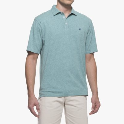 Johnnie-O Bristow 3-Button Polo, Fern
