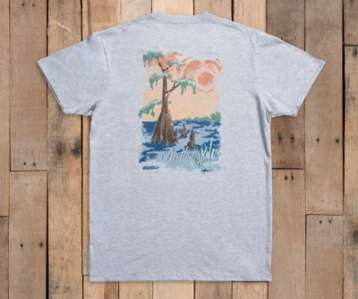 Southern Marsh Southern Horizons - Cypress, Light Gray