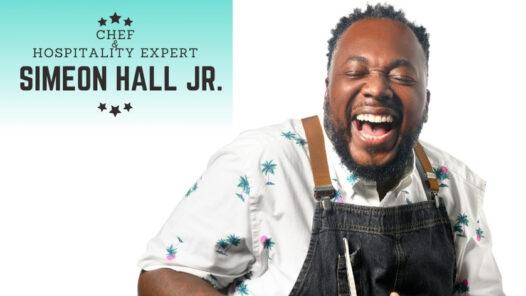 Simeon Hall Jr