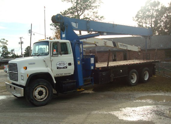 Skipper's Well Drilling and Pump Service, Inc. Blue Rig